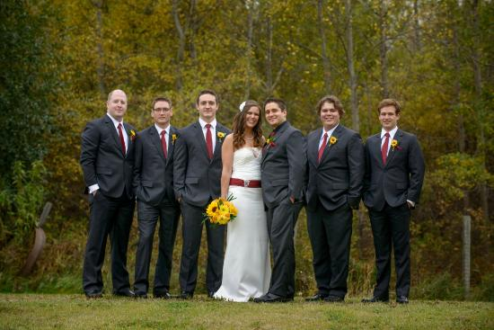 Nickermann S Tailors 6 Custom Suits And A Wedding Dress