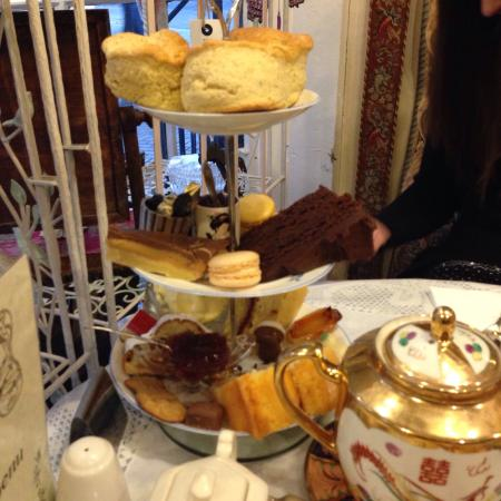 Well Walk Tea Room Tripadvisor