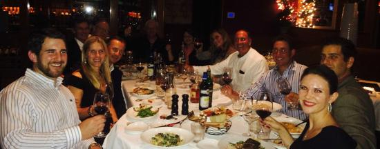 Vivace Ristorante: After event dinner