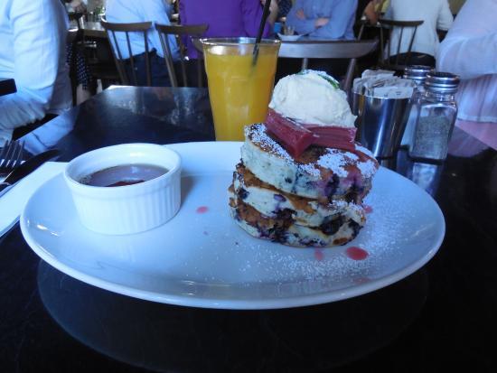 Jet Cafe Bar: Pancakes