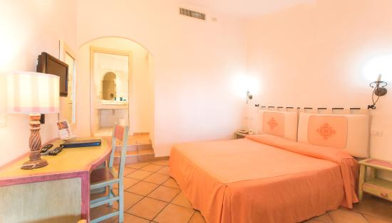 Hotel Ollastu Residence : Classic room