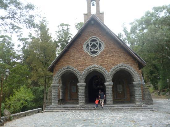 Monte Calvario: Capilla Santa Gemma