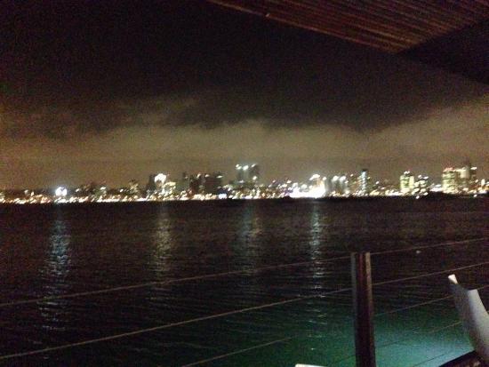 Cais De Quatro: Skylight of Luanda city