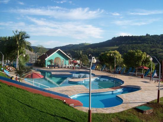 Piscina Do Hotel Foto De Hotel Balne Rio Marcelino
