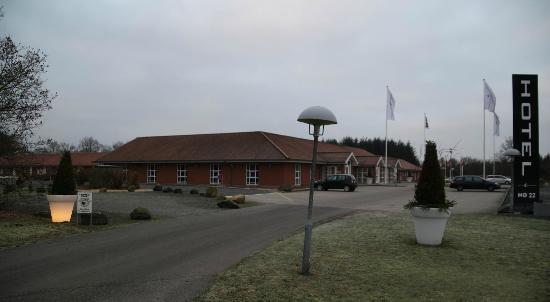 Hotel Svanen: Ankomst til hotel