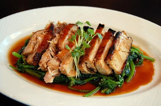 Fat's Asia Bistro - Folsom: Five Spice & Coconut Braised Pork Belly