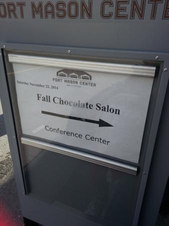 San Francisco International Chocolate Salon at Fort Mason Center