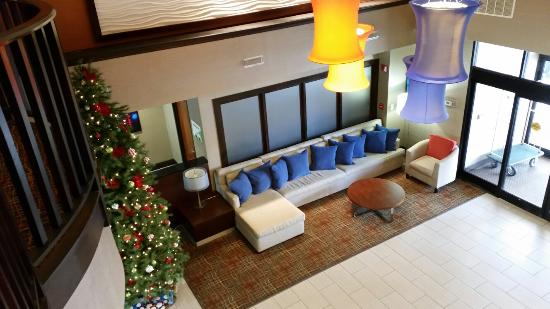 Country Inn & Suites Wolfchase - Memphis: Lobby, thanx giving 2014