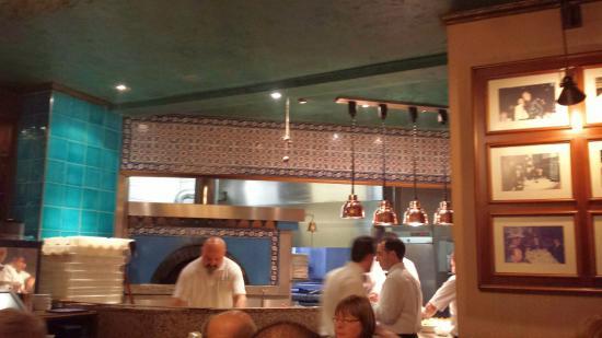 Hasir - Wilmersdorf: the Pita oven and kitchen