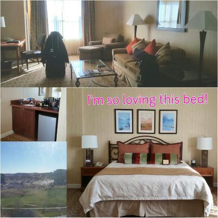 Omni Interlocken Resort Golf Club: A great room 1130