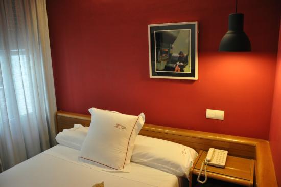 Hotel Sauce : Chambre