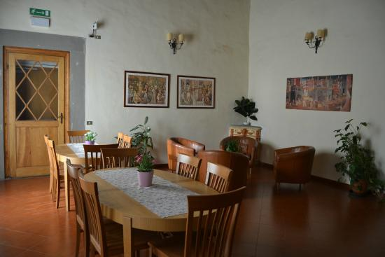 Foresteria Valdese Firenze: salone
