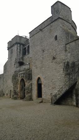 View of king john's castle