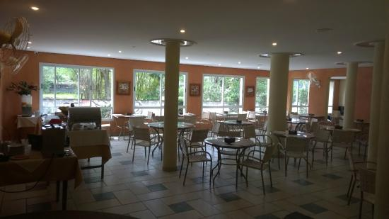 Atena Praia Hotel: restaurante