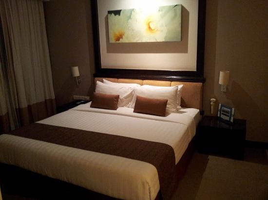 Somerset Park Suanplu: Bedroom