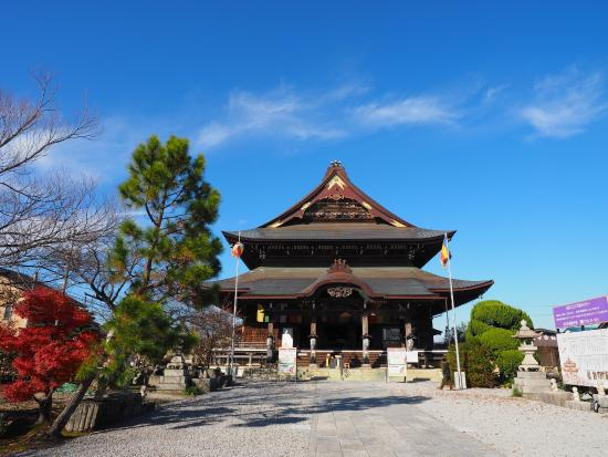 Sobue Zenkoji Temple