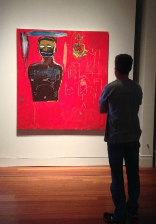 Ogden Museum of Southern Art: Basquiat & the Bayou