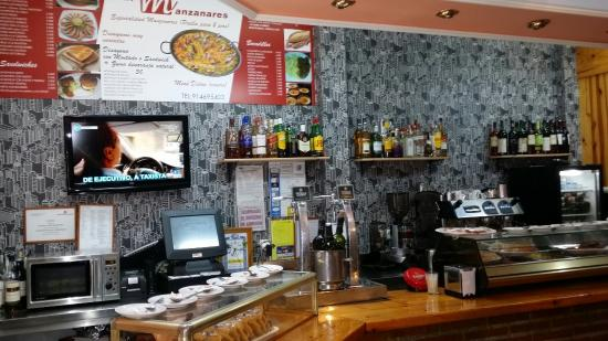 Taberna del Manzanares