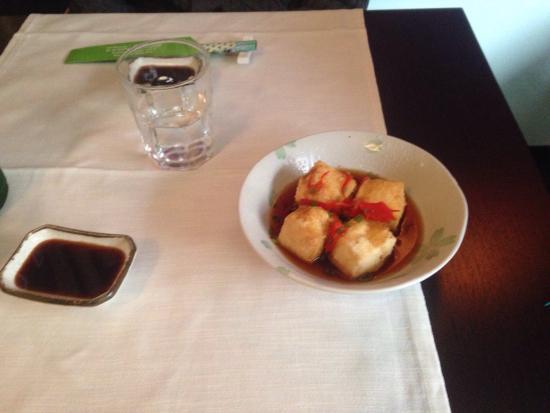Amicosushi: tofu