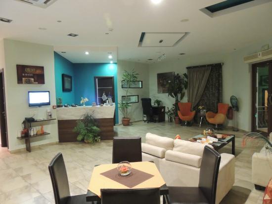 Imerti Resort Hotel: Reception
