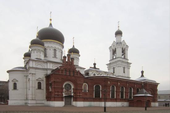 Tikhvin Temple