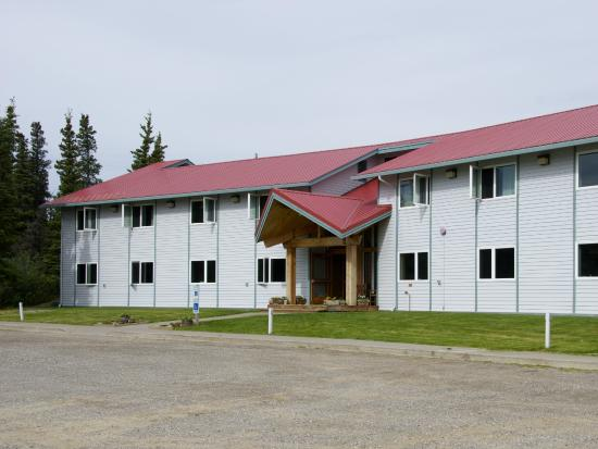 Motel Nord Haven Aurora Denali Lodge: Hotel Hauphaus