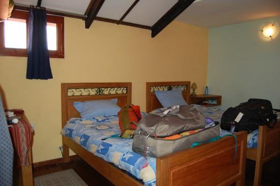 Casa Verde B&B: Habitación doble con baño privado