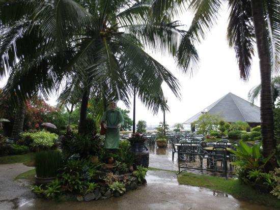 Bohol Tropics Resort: Grounds