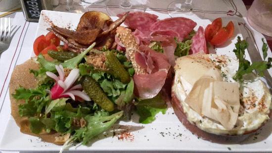 Camembertine Picture Of La Table De Martine Draguignan