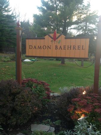 Earlton, NY: Damon Baehrael