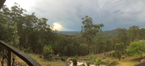 Wild Edge Retreat: Earth song view