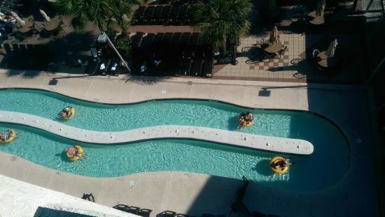 Caribbean Resort And Villas: Lazy river