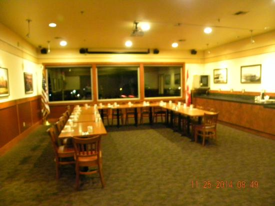 Collector S Choice Restaurant Lounge Banquet Room 2