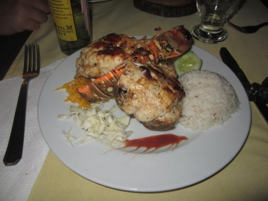 La Rampa: Amazing Lobster