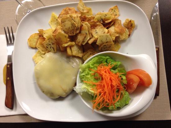 R3 Restaurante: Cheeseburguer....