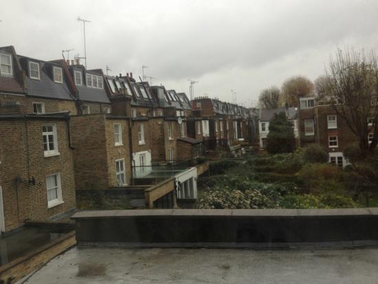 Royal Guest House 2: Vista dalla finestra della stanza n.66