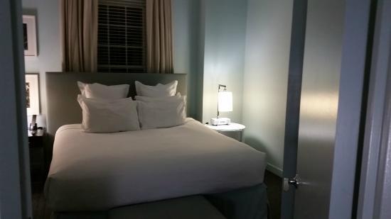 Kimpton Lorien Hotel & Spa : Bedroom