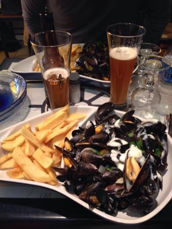 Restaurant Moule Saint Malo