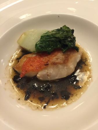 Sage: Alfonsino and sea scallop