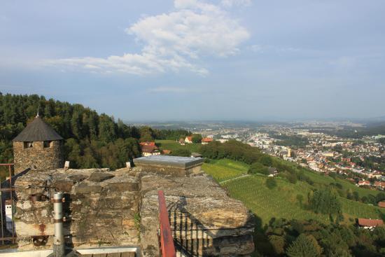 Burgmuseum Deutschlandsberg : Amazing View!!