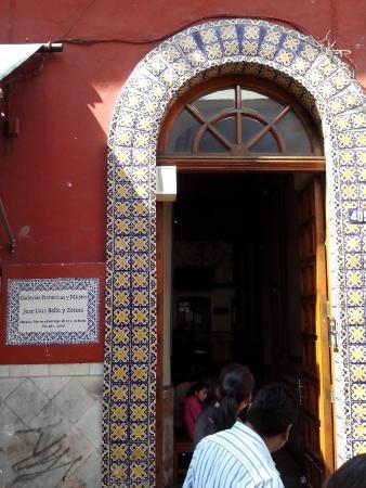Museo Jose Luis Bello y Zetina