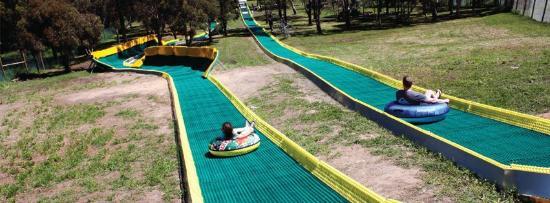 Sliders Tube Park