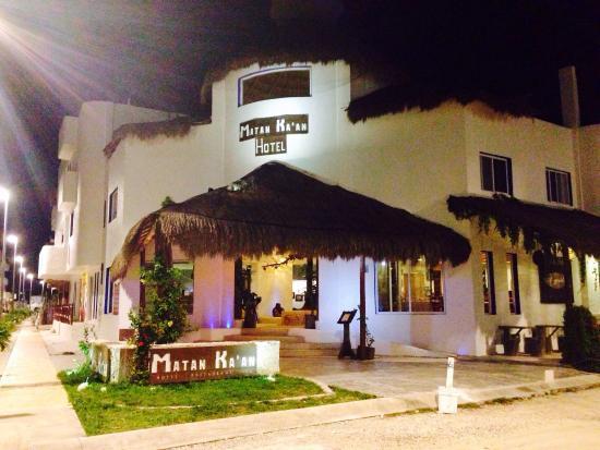 Koox Matan Ka'an Hotel: Entrance