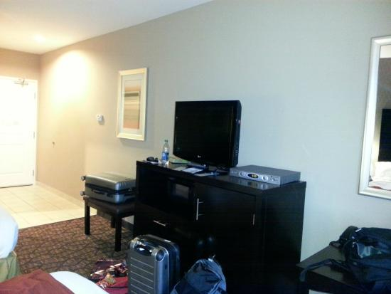 Holiday Inn Express & Suites Alpine Southeast: Room