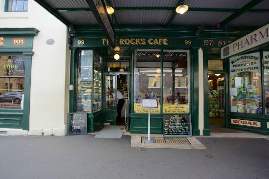 The Rocks Cafe
