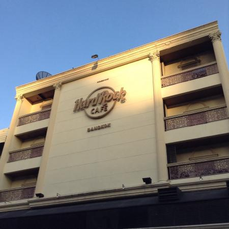 Hard Rock Cafe Bangkok Tripadvisor