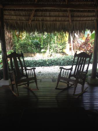 Zula Inn Aparthotel: Relaxing