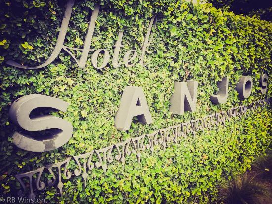 Hotel San Jose : On arrival