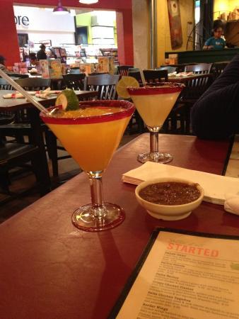 Chevys Fresh Mex: House margaritas
