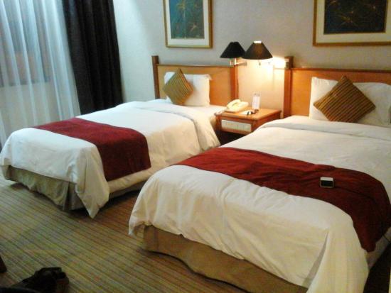 Hotel Menara Peninsula: Kamar tidur